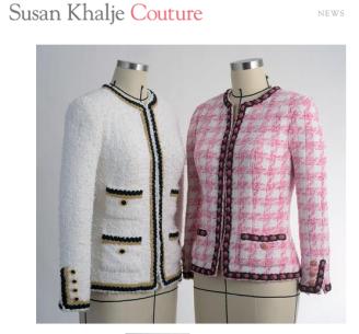 Cours Susan Khalje
